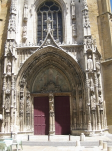 cathedrl door