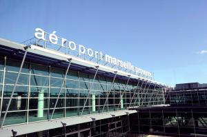 Aéroport de Marseille Provence. Photos d'illustration. © Claude Almodovar