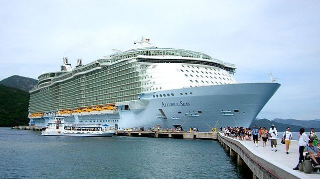 World S Largest Cruise Ship For Marseille Aixcentric