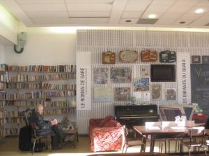 station cafe