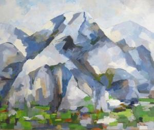 Montagne by Lynn Rousseau