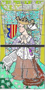 Queen Yolande, King René's fascinating mother