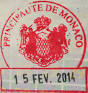 Make sure you get your passport stamped in Monaco!