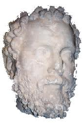 The head of Septimus Severus was discovered in the town