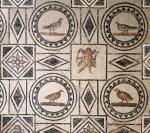 Floors like this have  been found in the Rue de la République