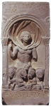 The Sun God riding his 4 horses through the waves, found in the Torse
