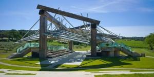 Le Pavillon de Musique. Frank O Gehry.