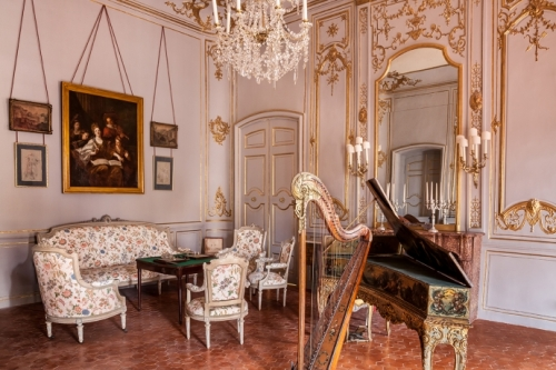 baroque music in aix s hotel de caumont aixcentric. Black Bedroom Furniture Sets. Home Design Ideas