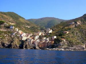 Once remote, one of the Cinque Terra villages
