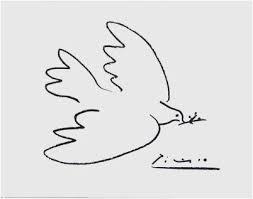 Colombe de la Paix, Picasso