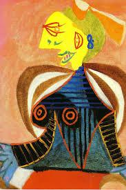 Portrait Lee Miller en Arlesienne