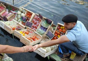 floatin market