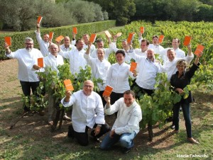 The 25 chefs cooking for 4 dinners in PACA
